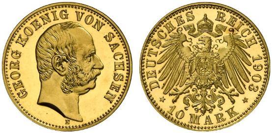 DE 10 Mark 1903 E