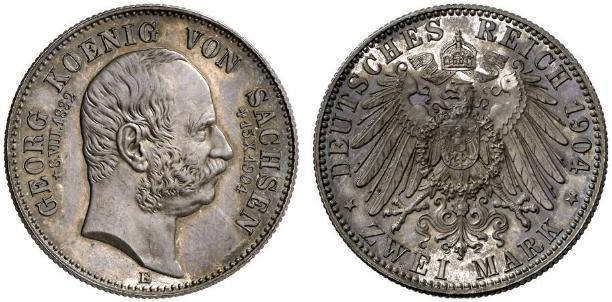 DE 2 Mark 1904 E