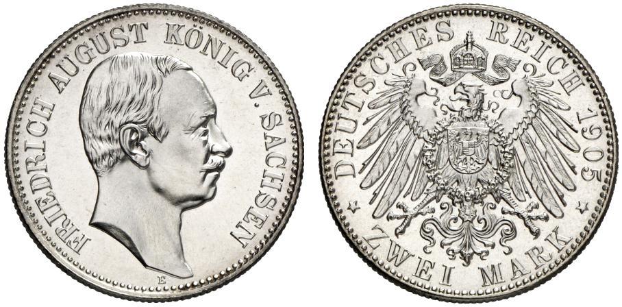 DE 2 Mark 1905 E