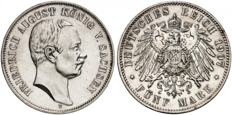 DE 5 Mark 1907 E