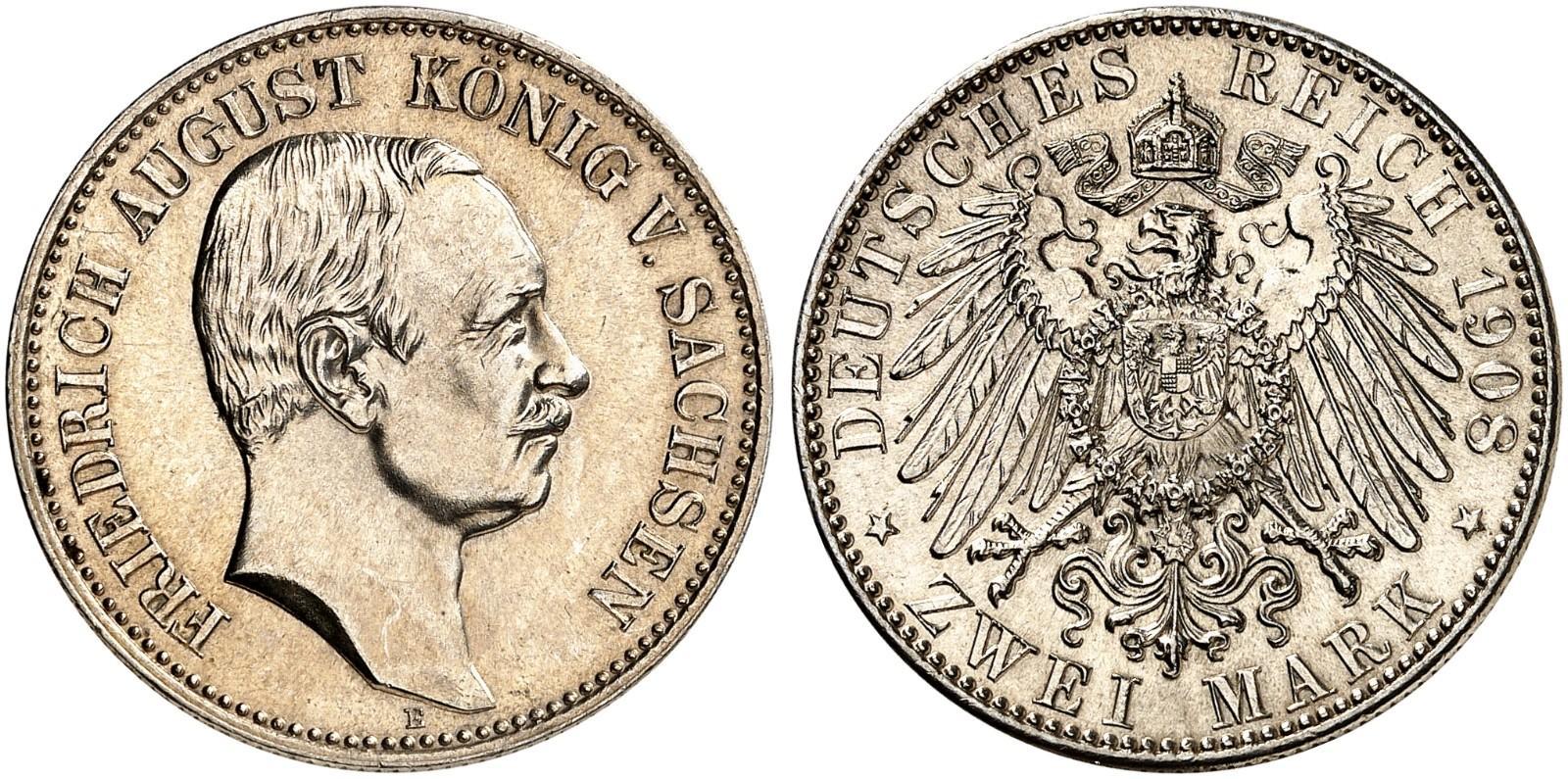 DE 2 Mark 1908 E