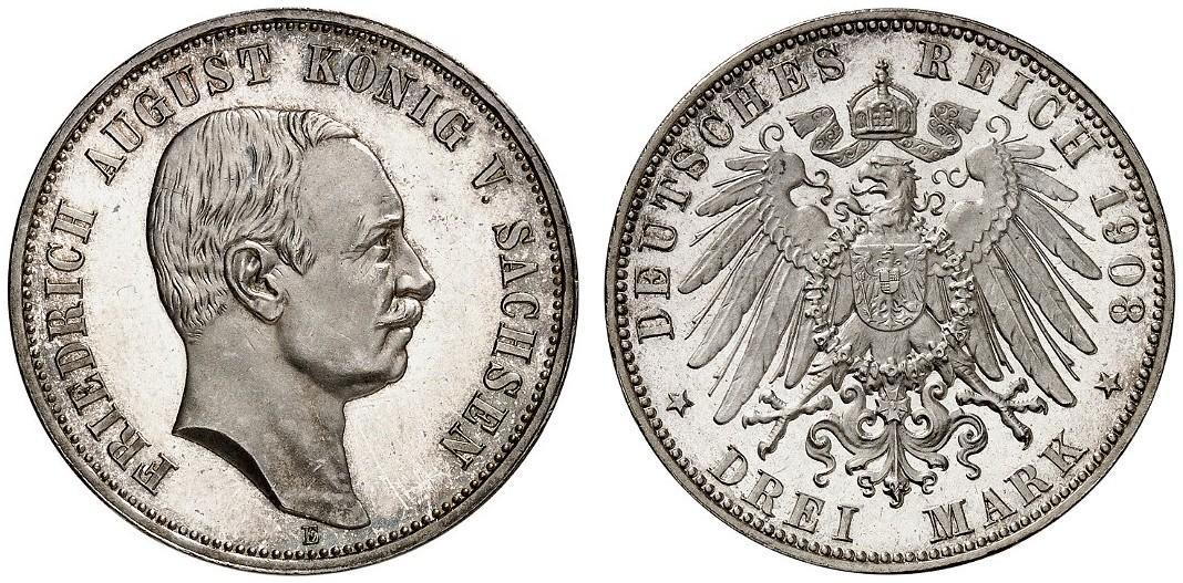 DE 3 Mark 1908 E