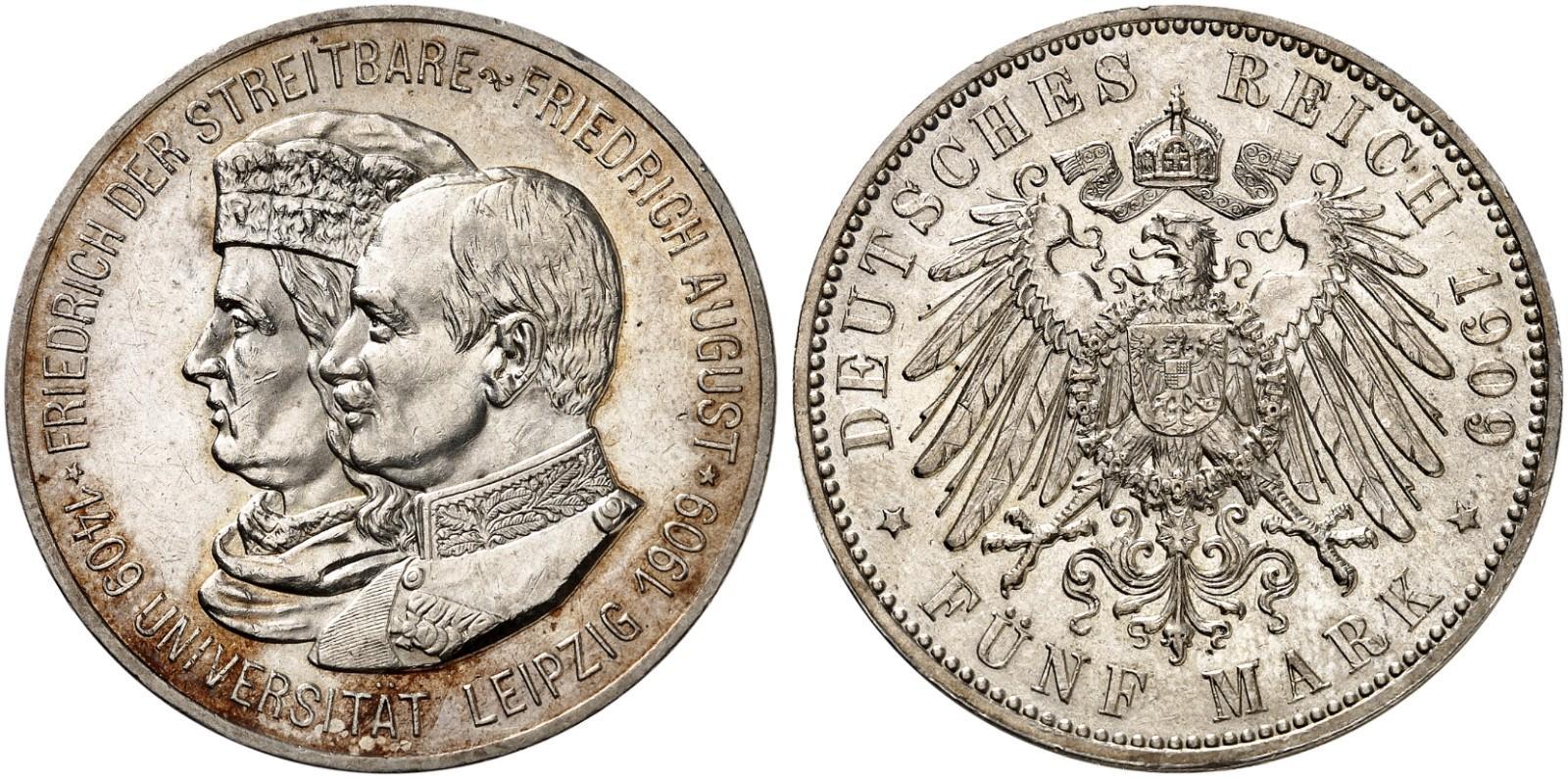 DE 5 Mark 1909 E