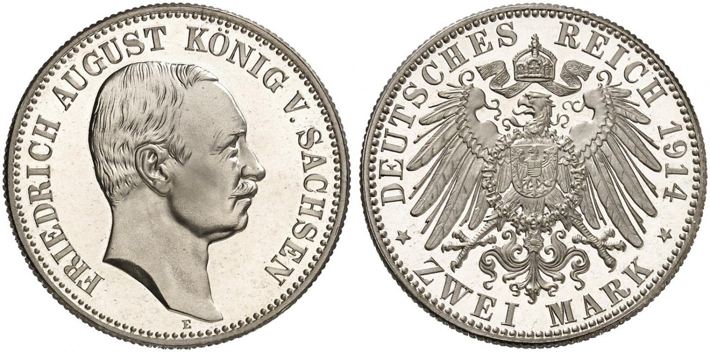 DE 2 Mark 1914 E