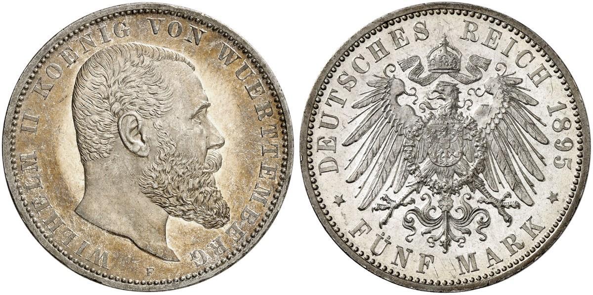 DE 5 Mark 1895 F