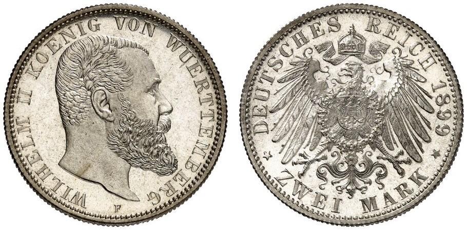 DE 2 Mark 1899 F