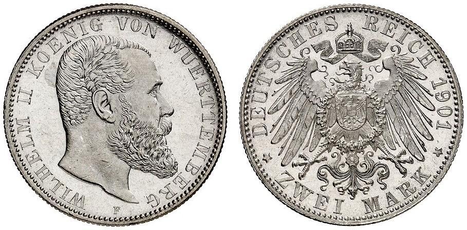 DE 2 Mark 1901 F