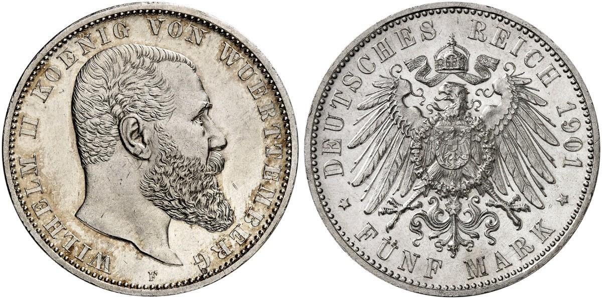 DE 5 Mark 1901 F