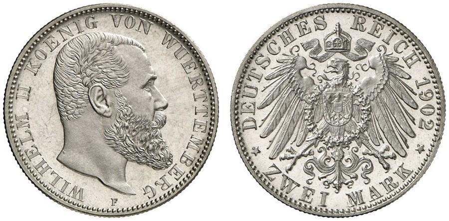 DE 2 Mark 1902 F