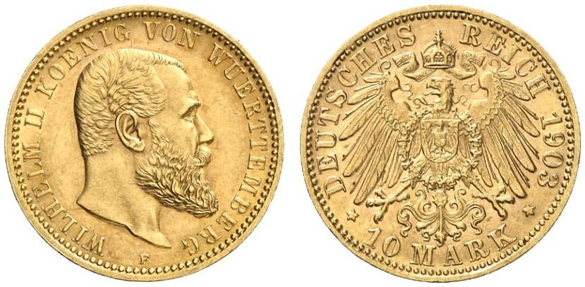 DE 10 Mark 1903 F