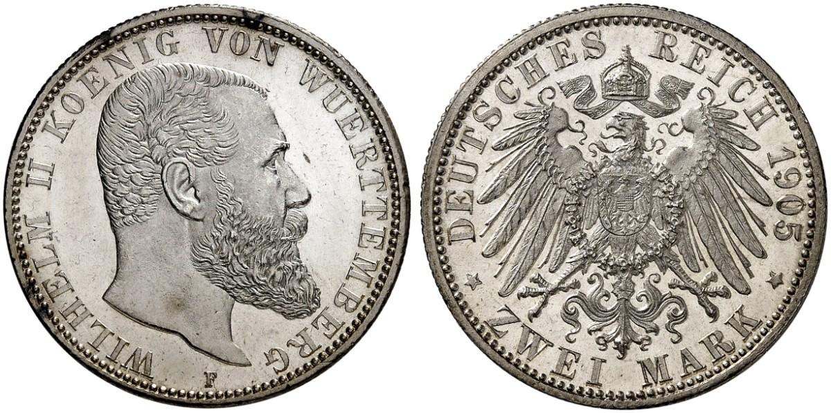 DE 2 Mark 1905 F