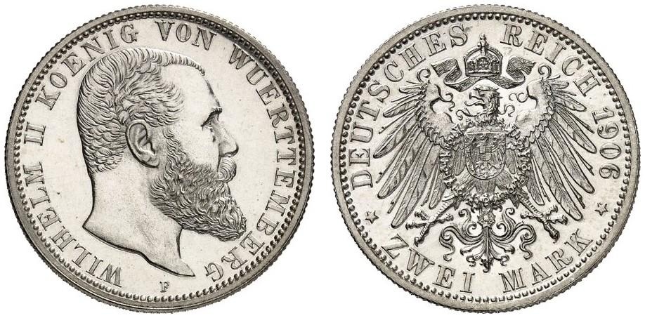 DE 2 Mark 1906 F