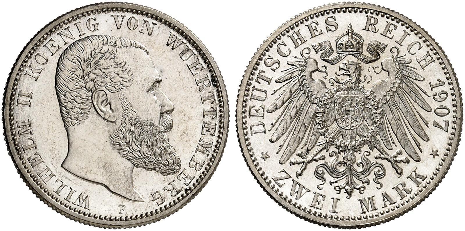 DE 2 Mark 1907 F