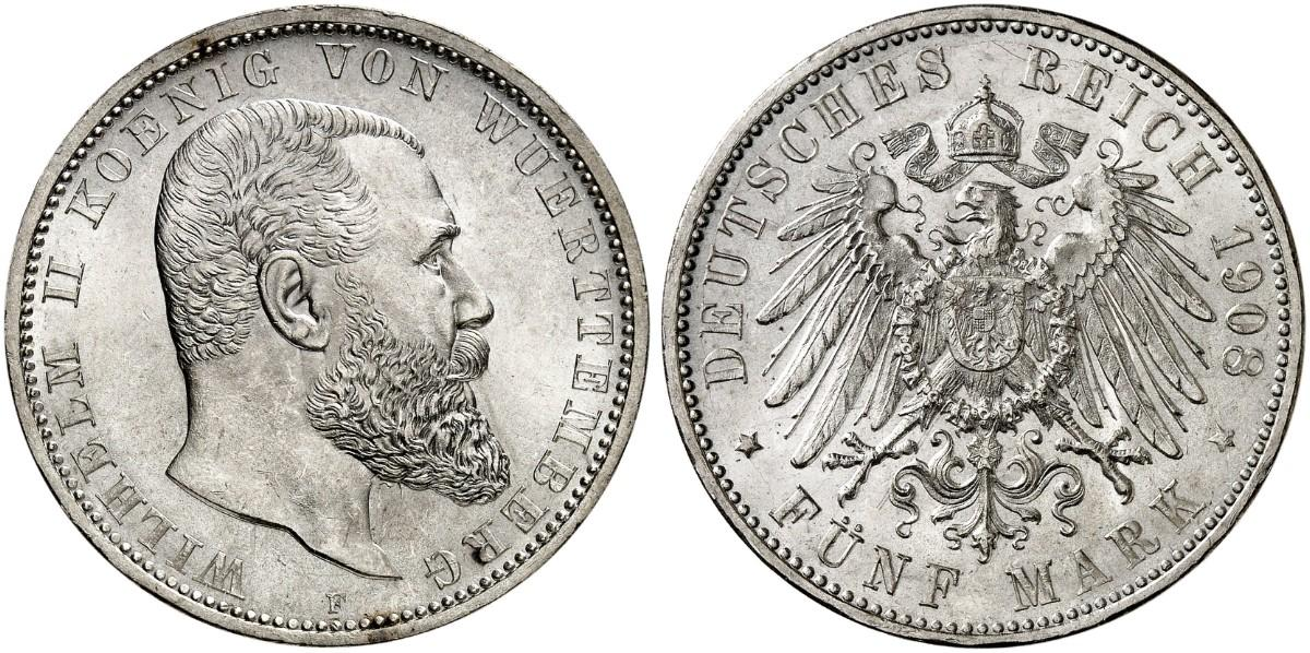 DE 2 Mark 1908 F