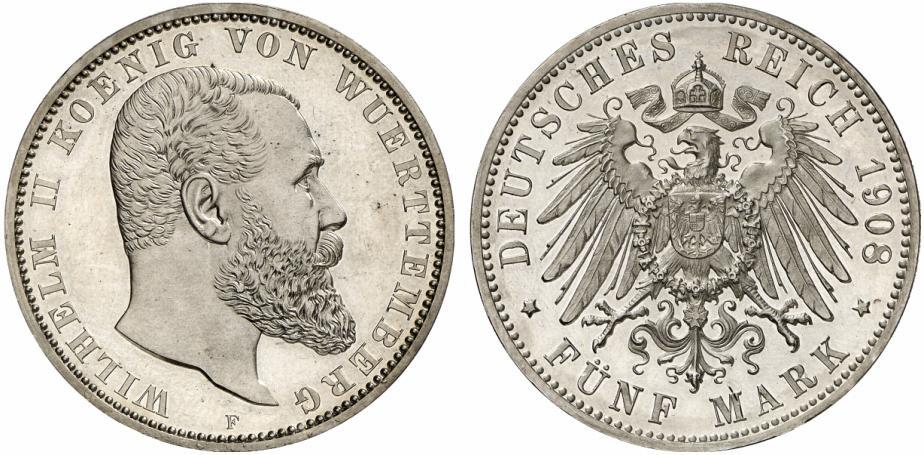 DE 5 Mark 1908 F
