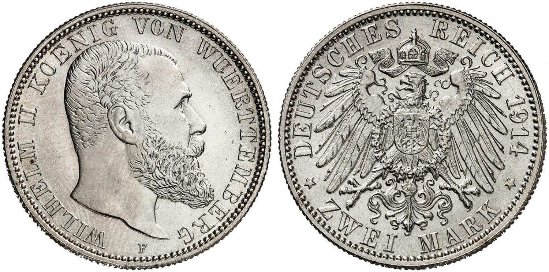 DE 2 Mark 1914 F