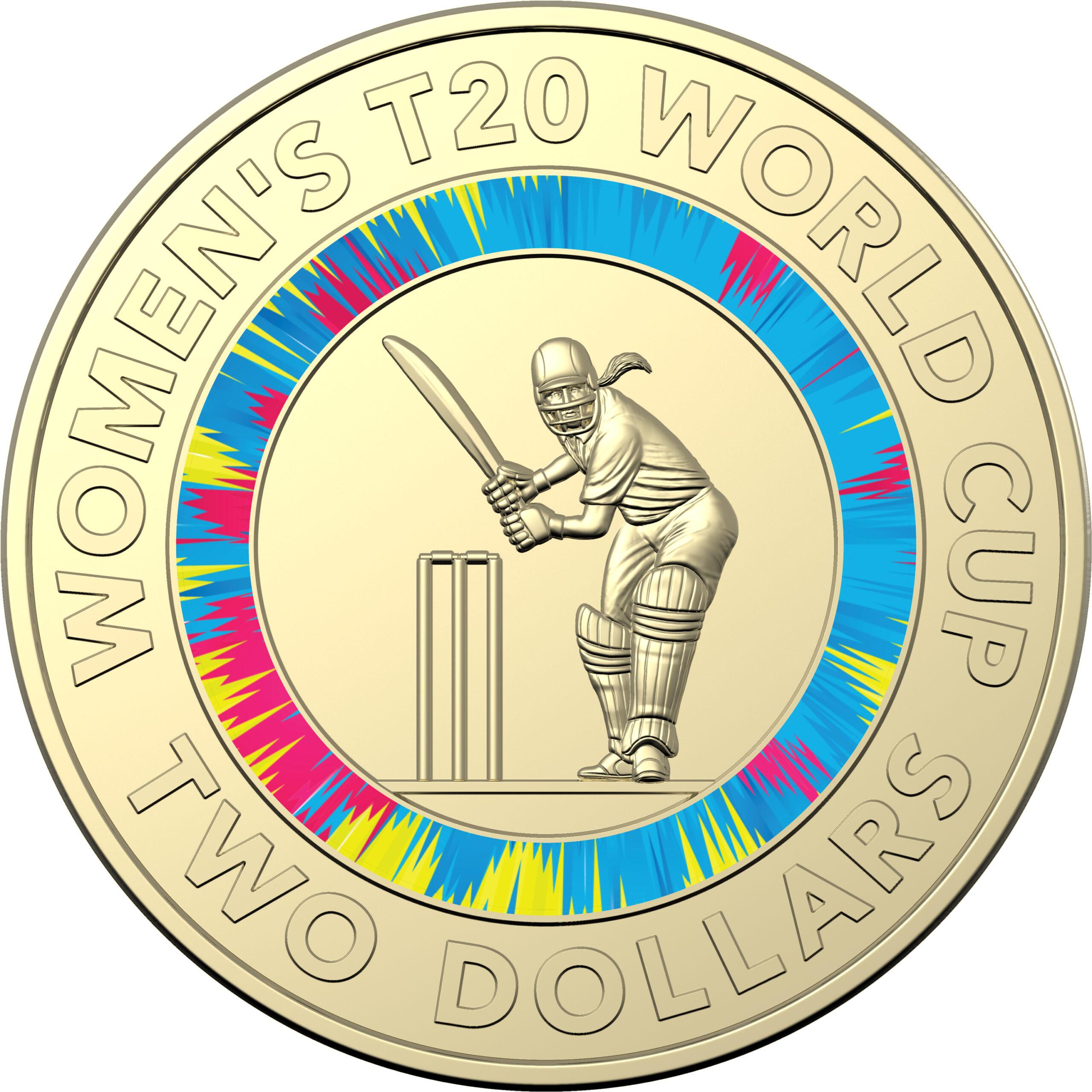 AU 2 Dollars 2020