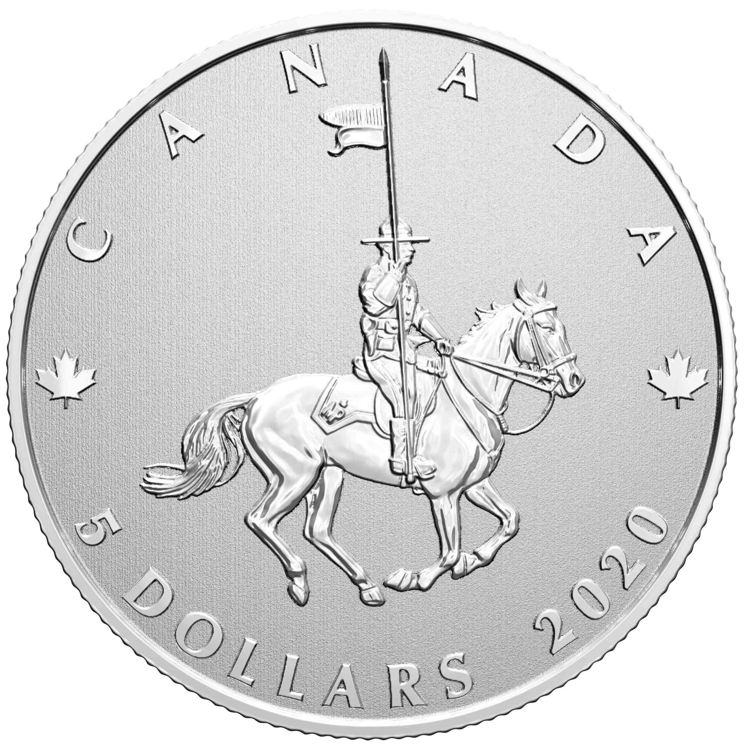 CA 5 Dollars 2020