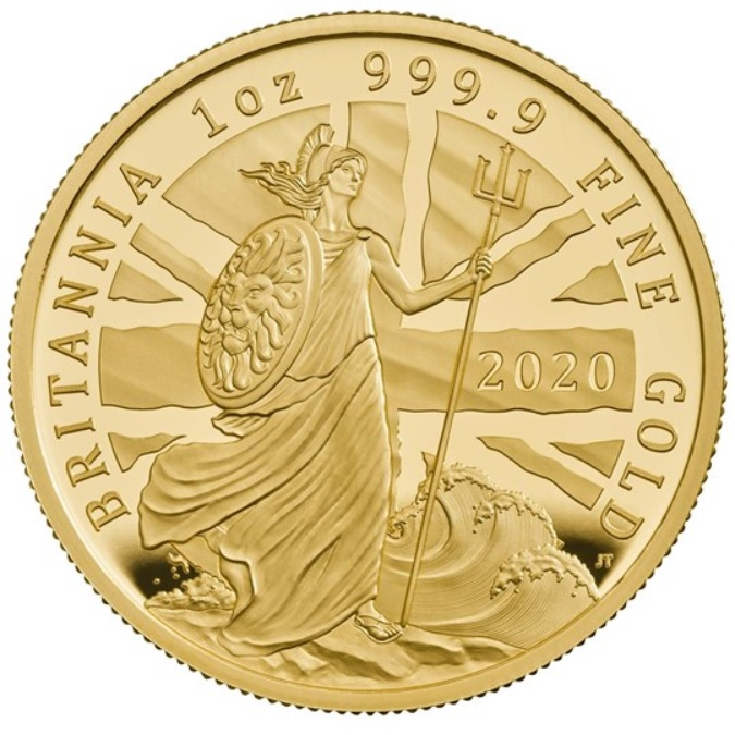 GB 100 Pound 2020