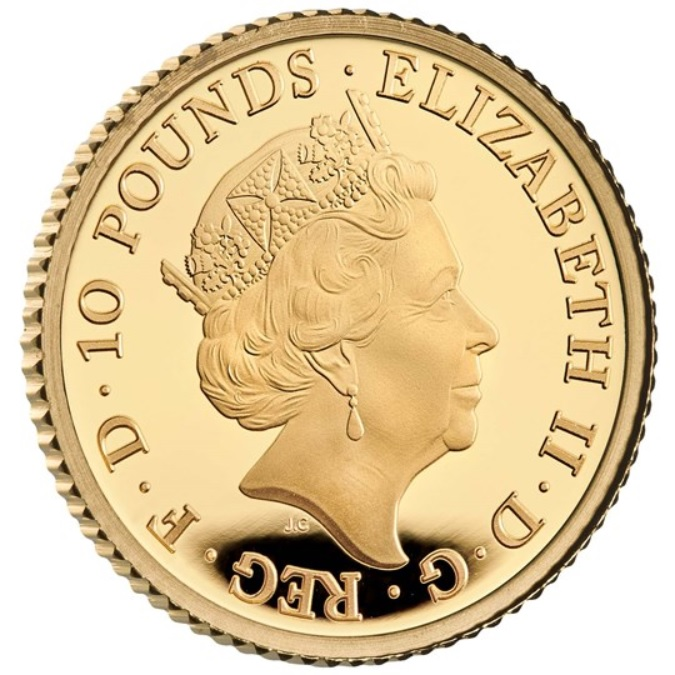 GB 10 Pound 2020