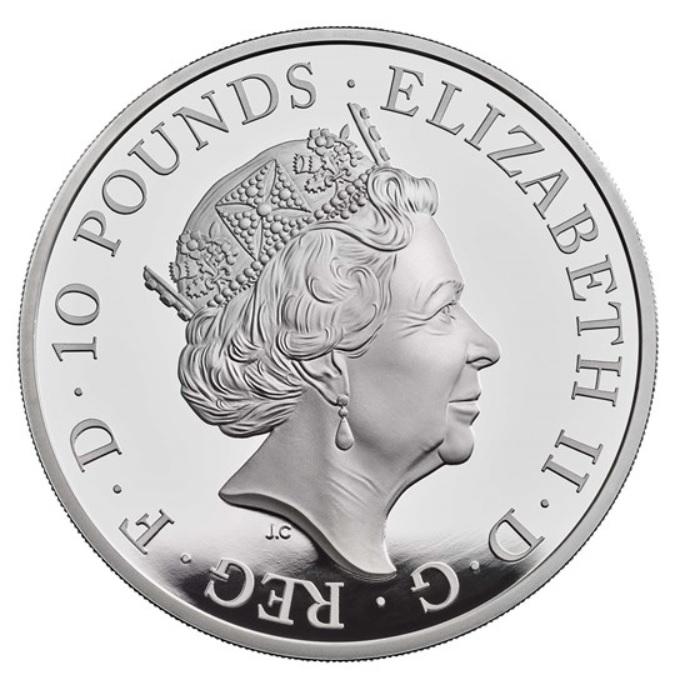 GB 10 Pounds 2020