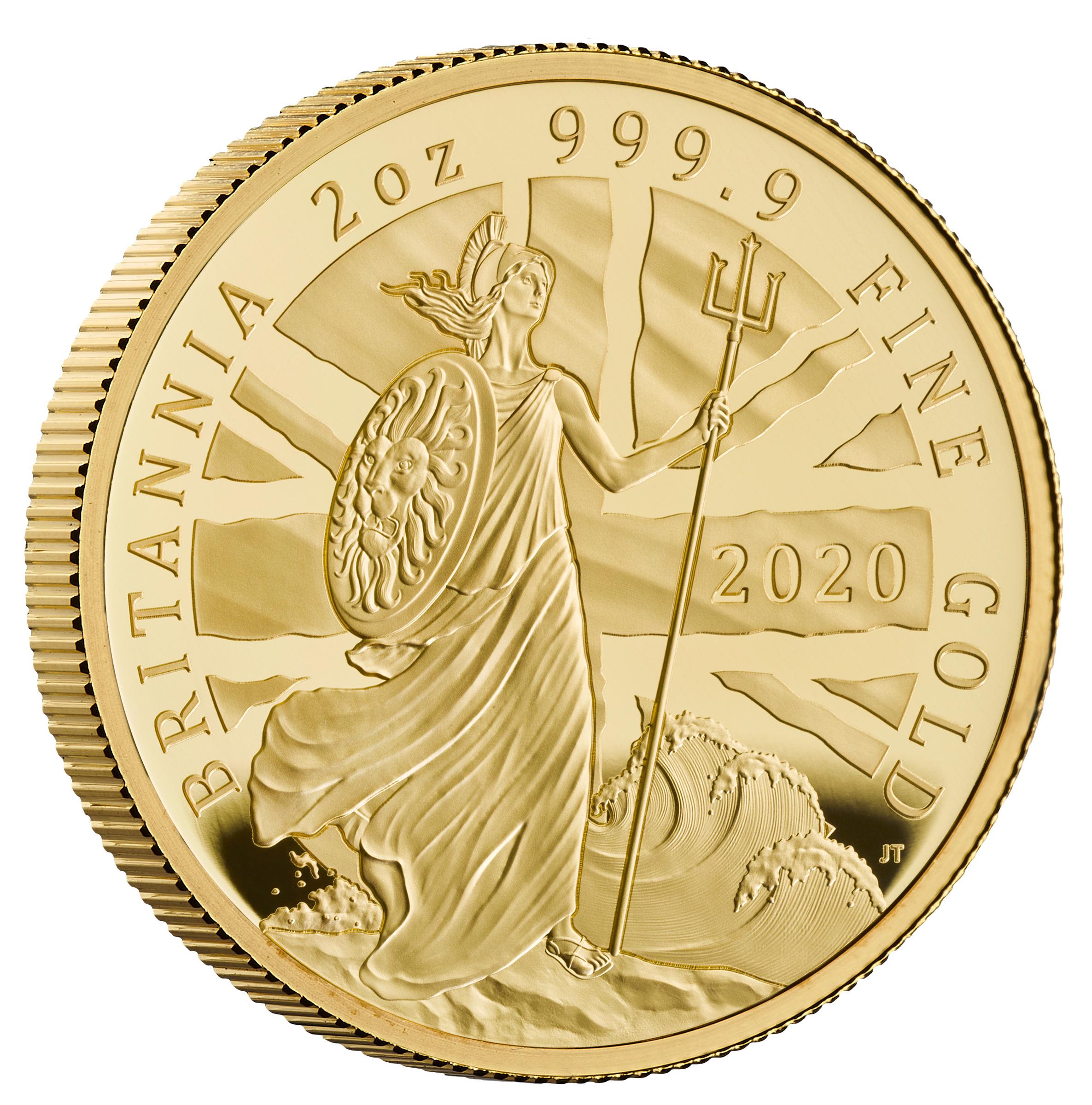 GB 200 Pound 2020