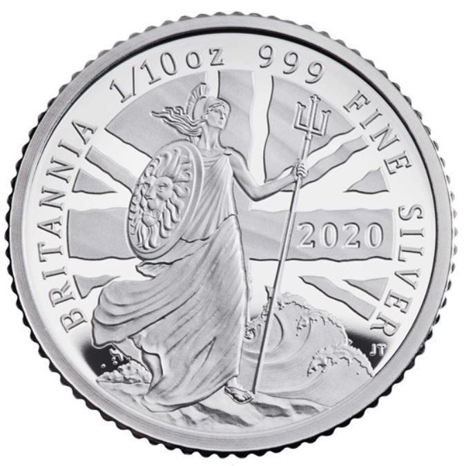 GB 20 Pence 2020