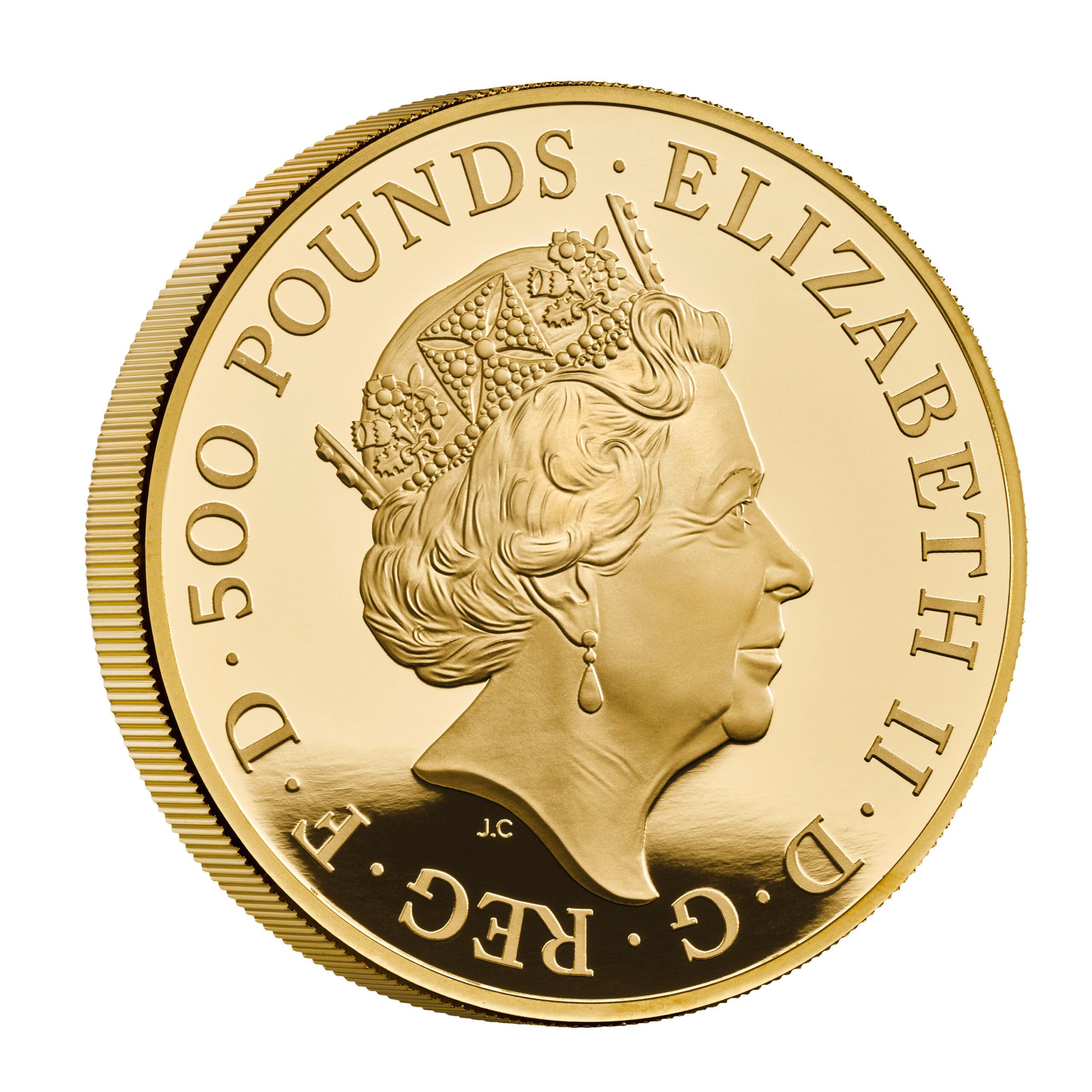GB 500 Pound 2020