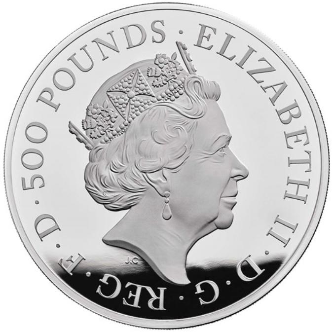 GB 500 Pounds 2020