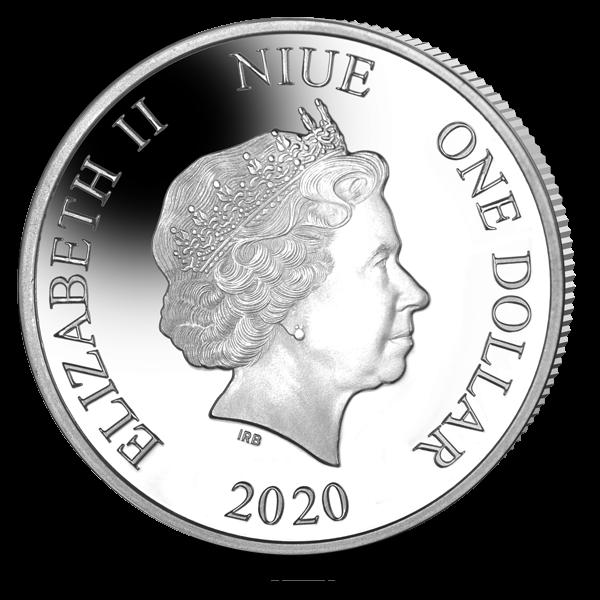NU 1 Dollar 2020