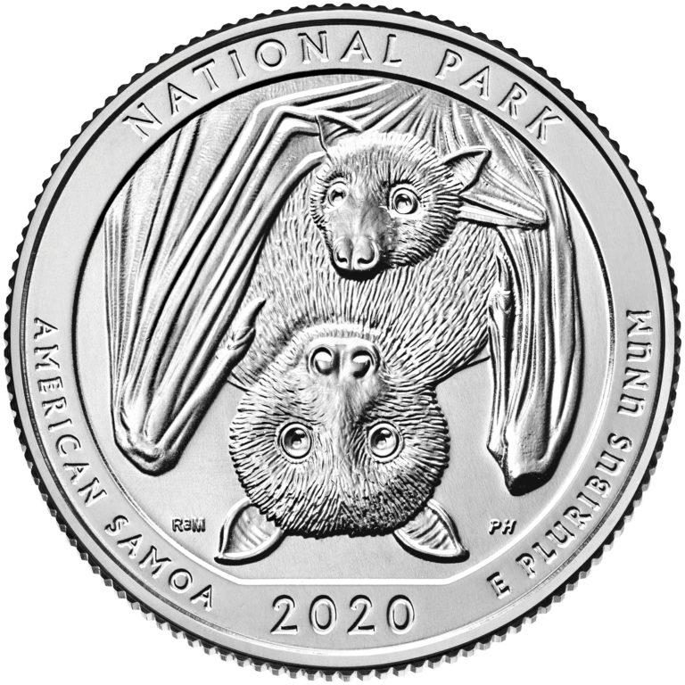 US Quarter Dollar 2020 P (Philadelphia)