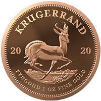 ZA 1 Rand 2020