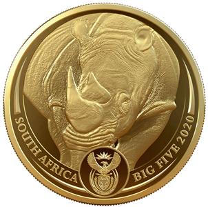 ZA 50 Rand 2020