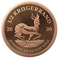 ZA 1/2 Rand 2020