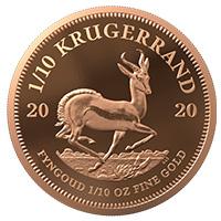 ZA 1/10 Rand 2020