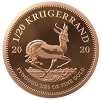 ZA 1/20 Rand 2020