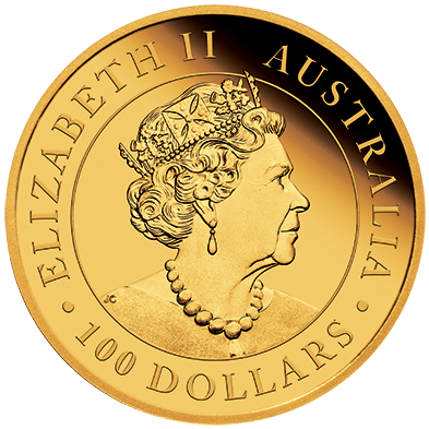 AU 100 Dollars 2020 P