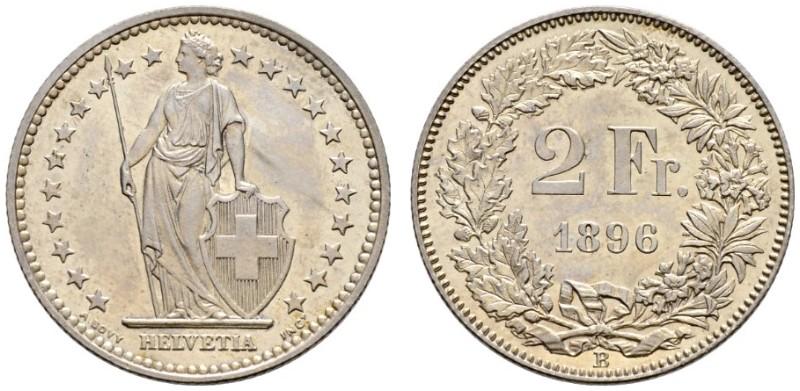 CH 2 Franken 1896 B