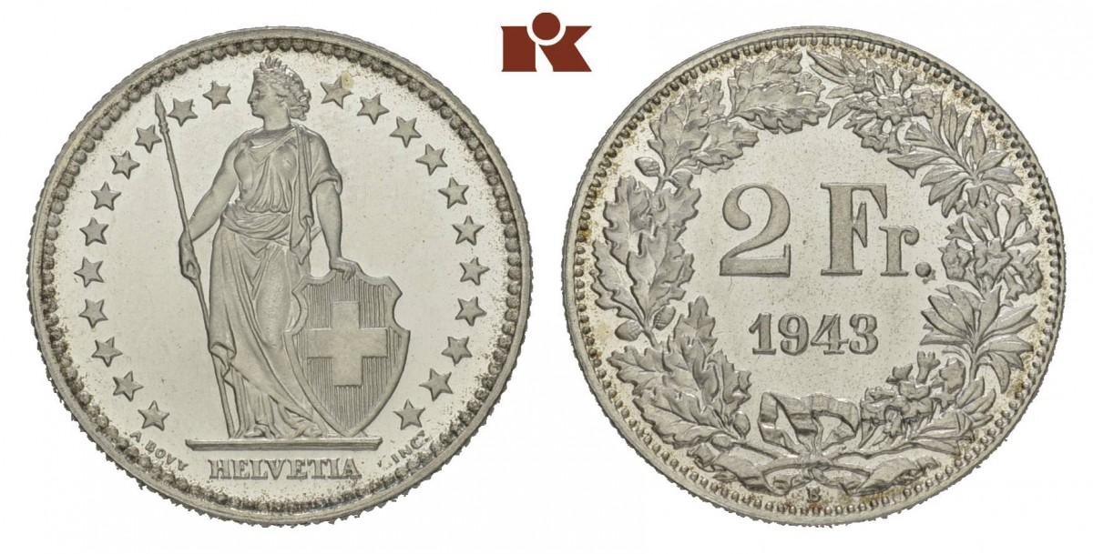 CH 2 Franken 1943 B