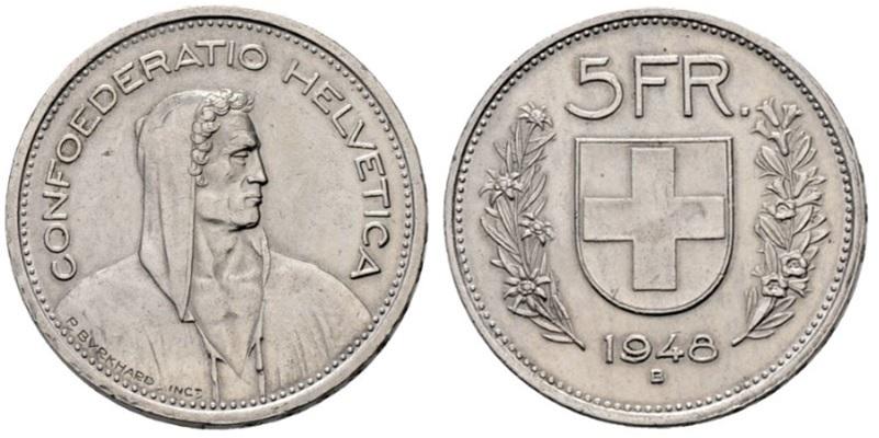 CH 5 Franken 1948 B
