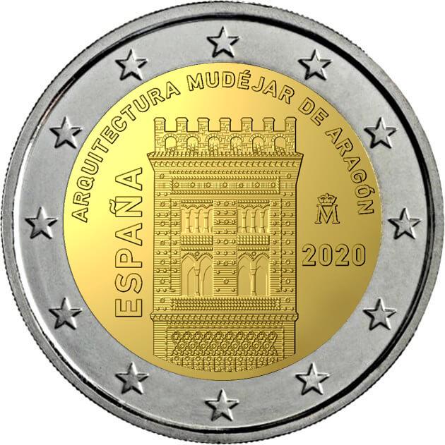 ES 2 Euro 2020 Real Casa de la Moneda logo