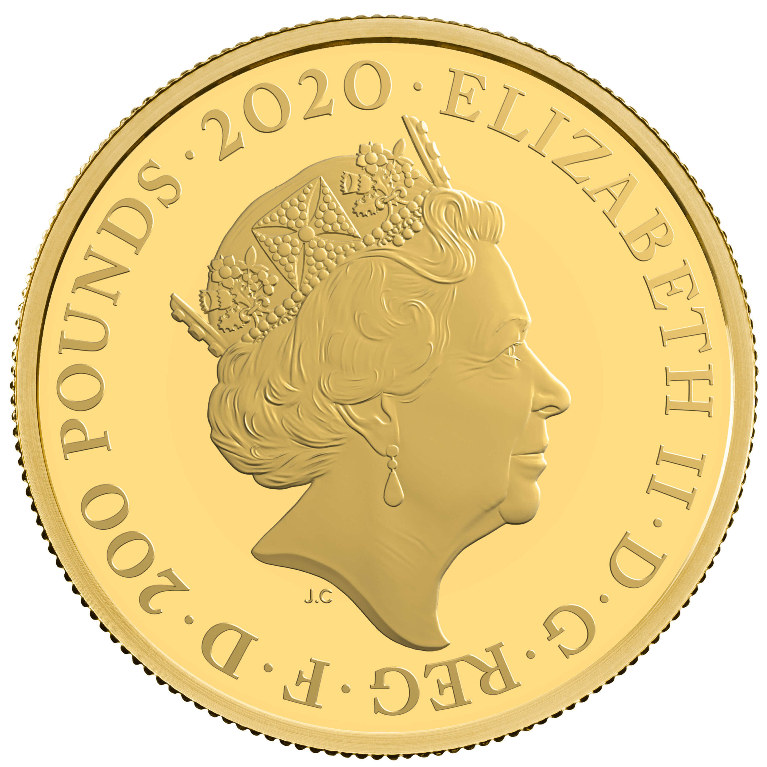 GB 200 Pounds 2020