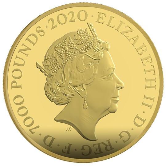 GB 7000 Pounds 2020