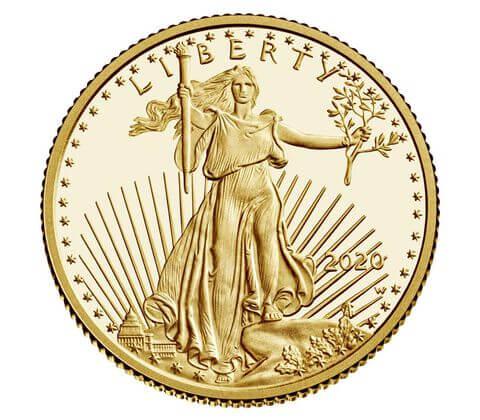 US 10 Dollars 2020 W