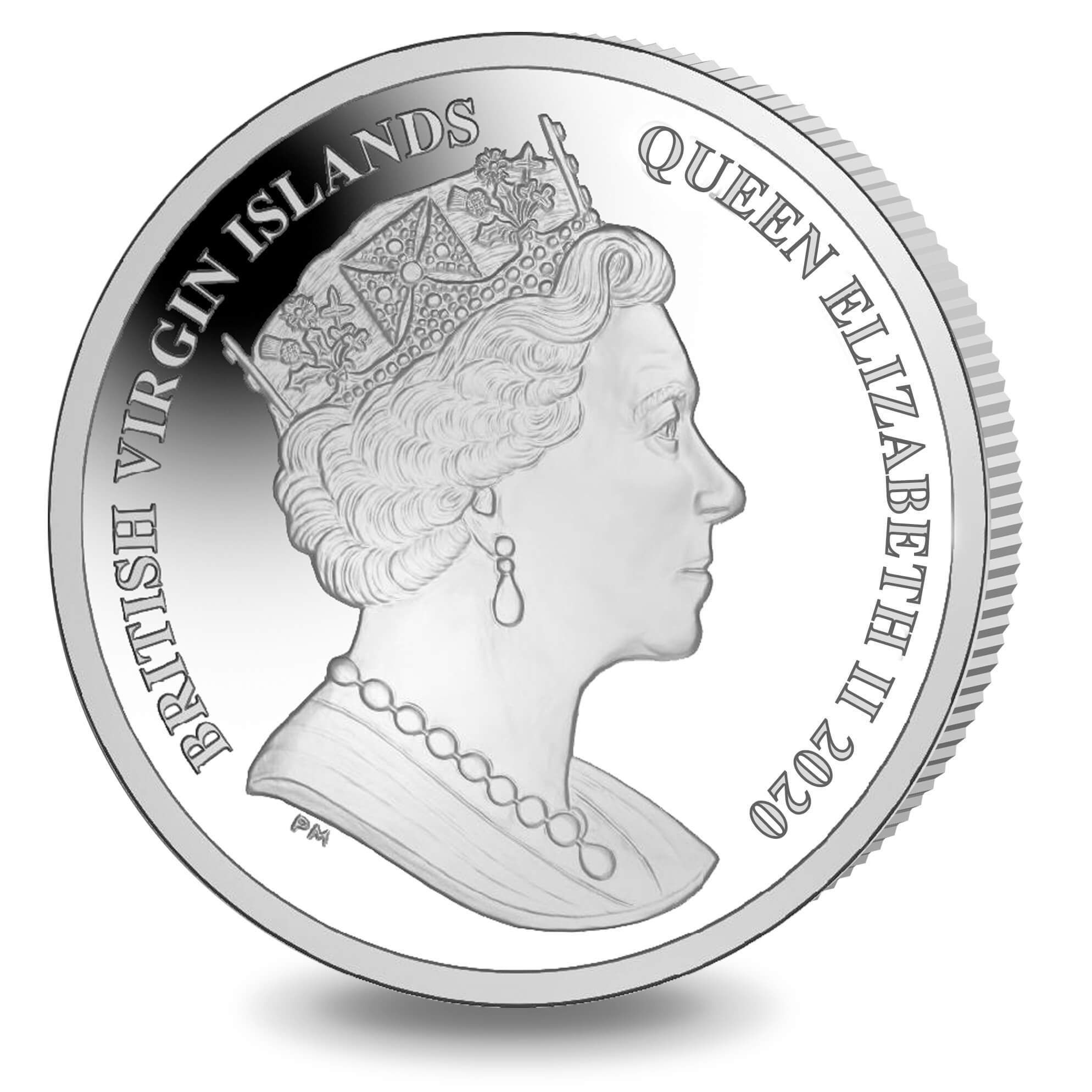 VG 1 Dollar 2020 PM