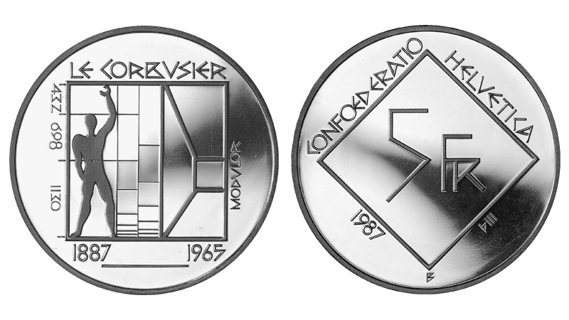 CH 5 Franken 1987 B