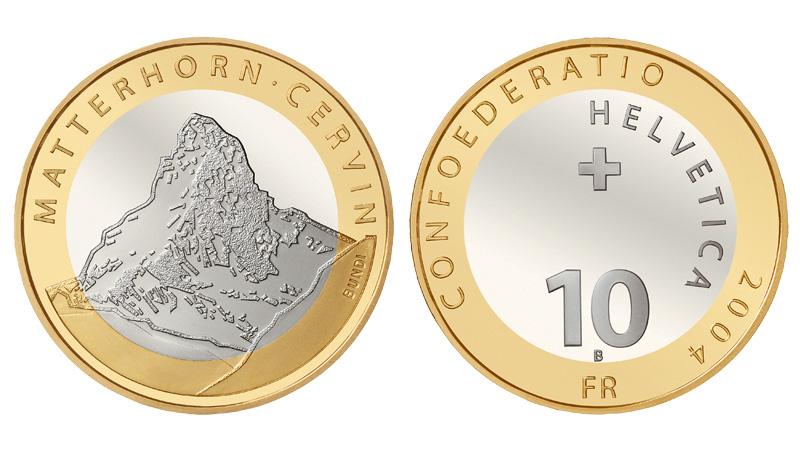 CH 10 Franken 2004 B