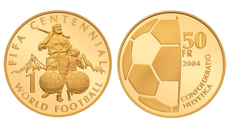 CH 50 Franken 2004 B