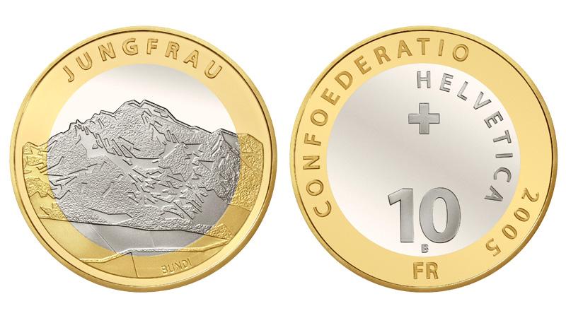 CH 10 Franken 2005 B
