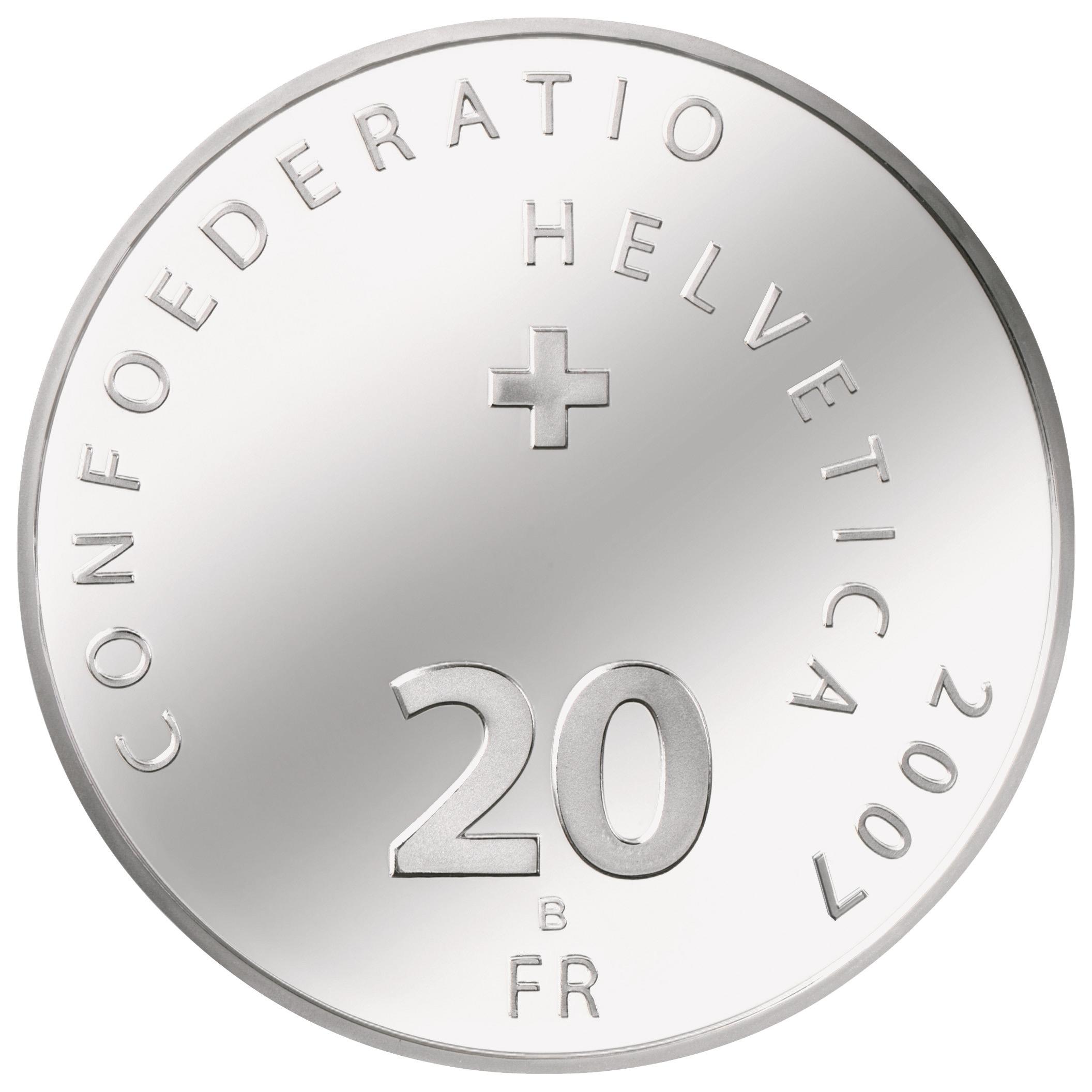 Ch 20 Franken 2007 B
